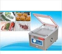 Электрический алюминий сумки вакуумный упаковщик еда мешок уплотнения Machiner DZ 260 вакуумной упаковки
