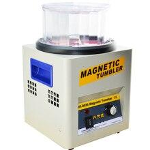 KT-185, емкость 600 г, магнитный стакан для ювелирных изделий, шлифовальный станок для ювелирных изделий