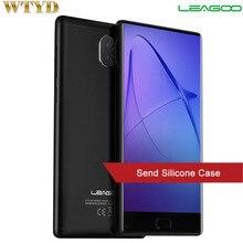 LEAGOO KIICAA MIX 5.5″ Full Screen Android7.0 MTK6750T Octa Core Smartphone 3GB RAM 32GB Dual Back Cams Front Fingerprint Phone