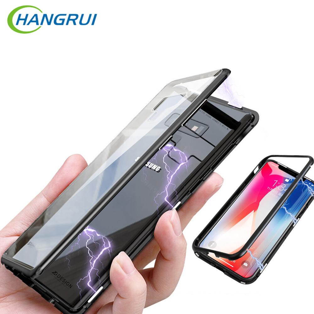 Hangrui Magnetic Flip Case For Samsung Galaxy A50 A30 A70 A10 Case Clear Bumper Back Cover For Samsung S10 Plus S10e M30 M20 M10Hangrui Magnetic Flip Case For Samsung Galaxy A50 A30 A70 A10 Case Clear Bumper Back Cover For Samsung S10 Plus S10e M30 M20 M10