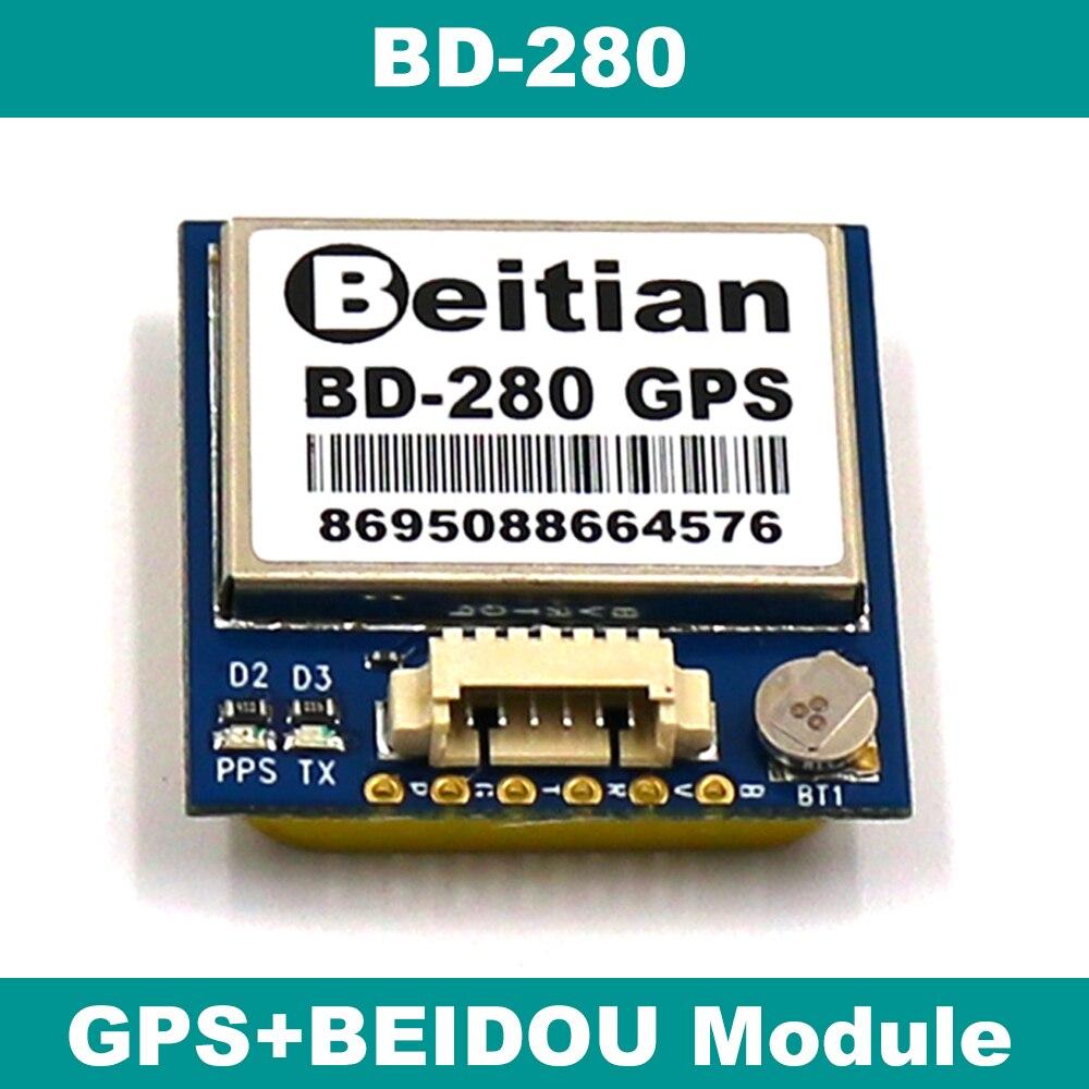 Gps-коннектор BEITIAN 1,25 мм, 6 контактов, 4 м, модуль FLASH 5,0 в 9600bps, TTL, 1 Гц, с поддержкой Wi-Fi