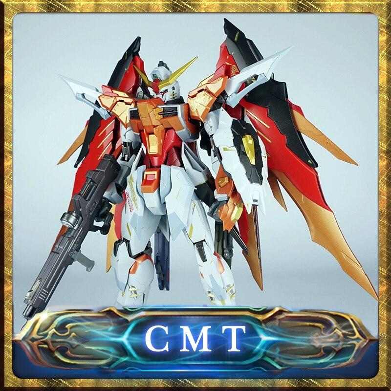 CMT Instock Metal Gear MC Muscle Bear Models Heine Destiny MB Metal Build X 425 Model With Light Of Wing