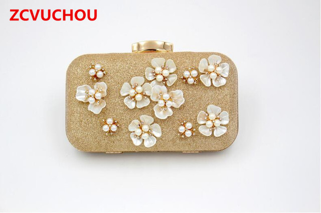 Hot new the chain women handbags the appliques pattern