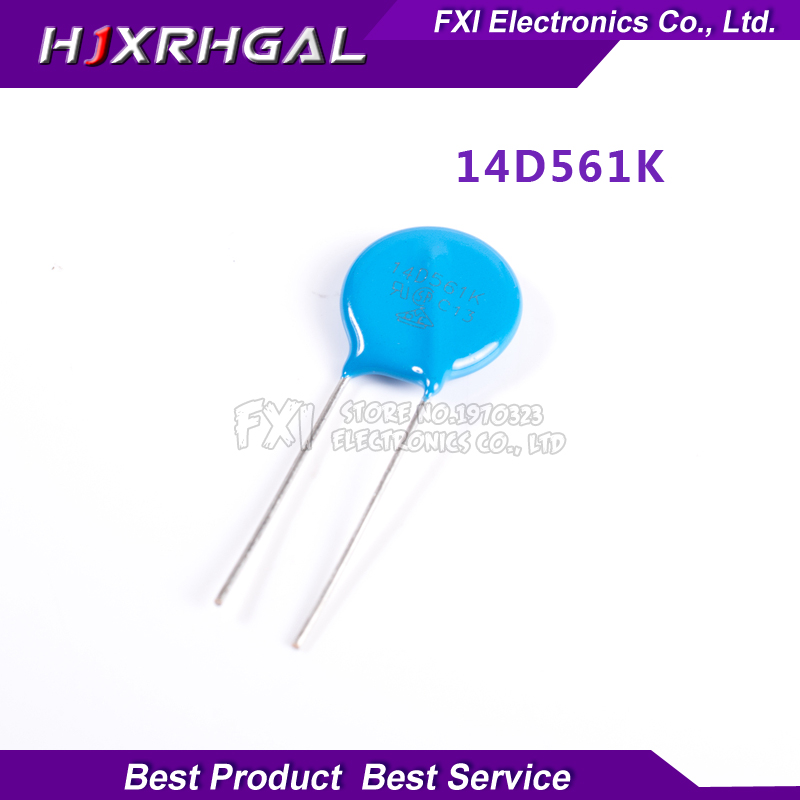 10pcs Varistor 20D681 680V Metal voltage dependent resistor