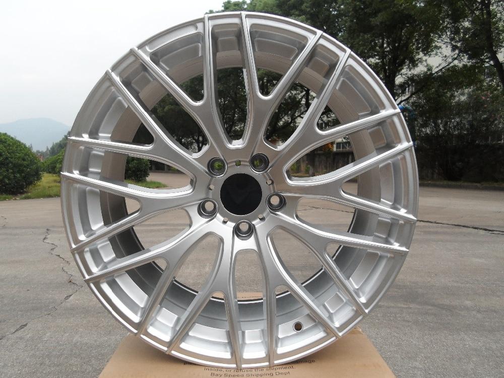 New 19x9 5 ET 35 5x114 3 OEM Alloy Wheel Rims W008 For Your Car