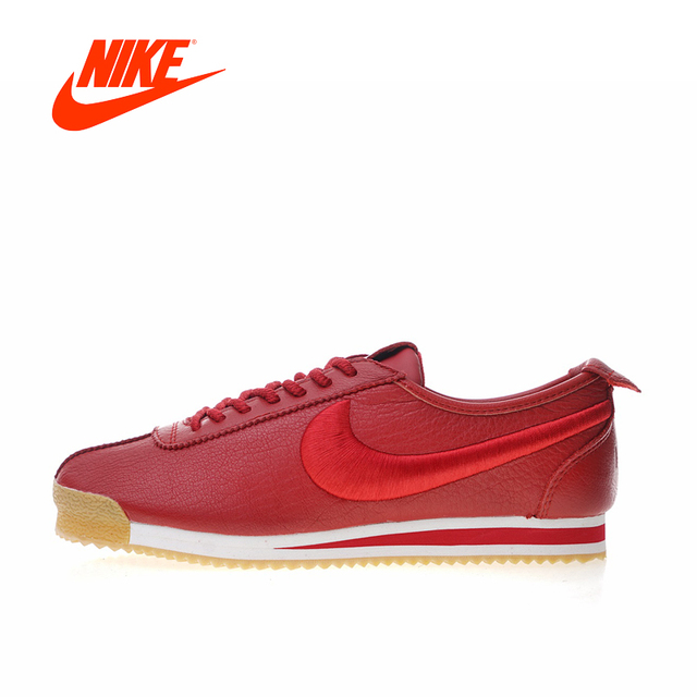 more photos e125a efe87 Original New Arrival Authentic Nike Cortez  72 Men s Comfortable Running  Shoes Sport Outdoor Sneakers Good Quality 881205-600