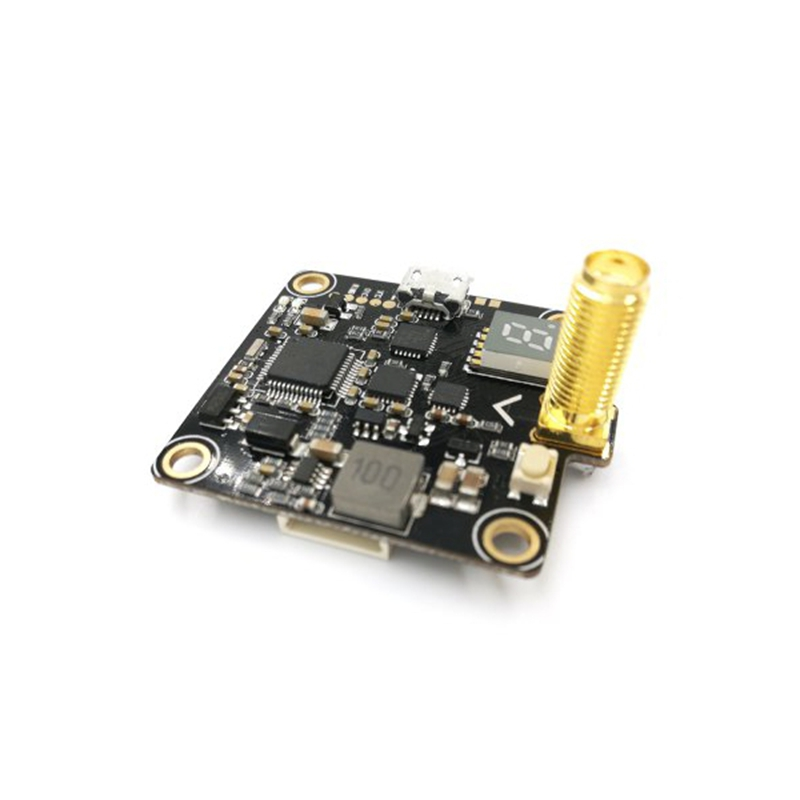 ФОТО New Hot Youbi XV 130 F3 Flight Controller Integraded 25mW 200mW 400mW 40CH 5.8G VTX FPV Transmitter For RC Model