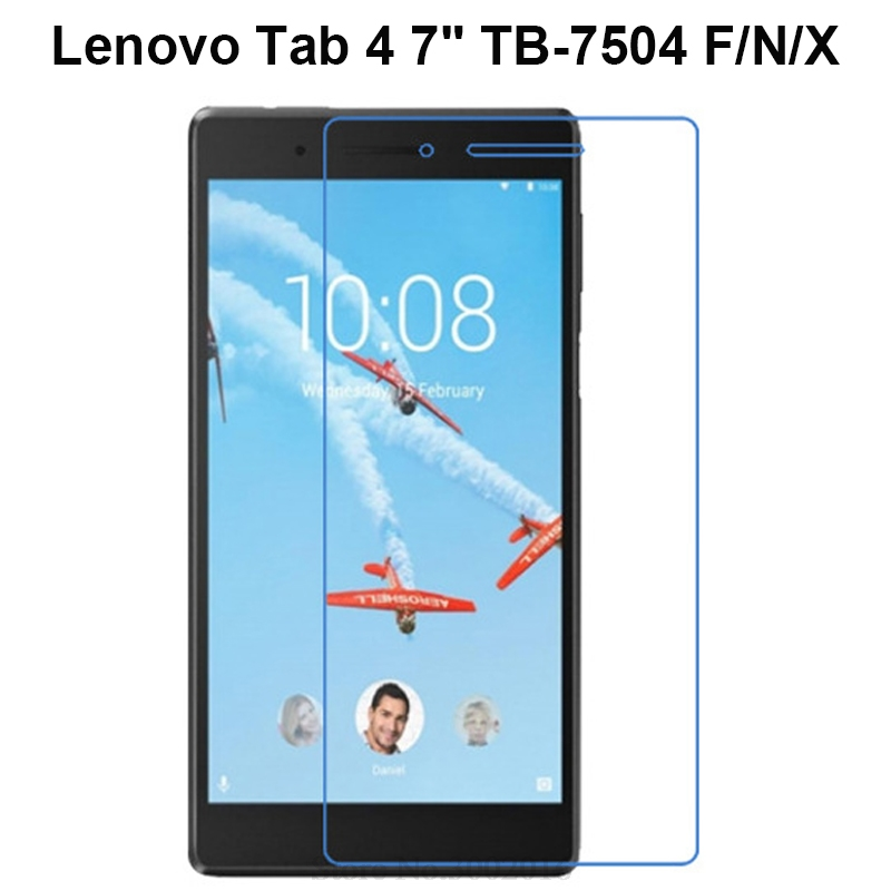 Tempered Glass Screen Protector For Lenovo Tab 4 7 7504 7504X 7.0 Inch Tab7 Tab 7 7504F 7504N TB-7504I Screen Guard Film Cover