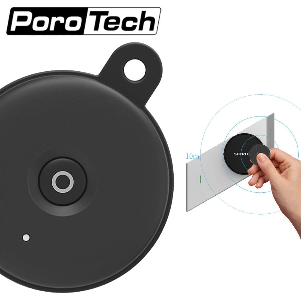 S2 Key Of Sherlock Smart Lock S2 ,  Updated Version S2 Smart Door Lock Keyless Key NOPassword Work , Door Remote Control