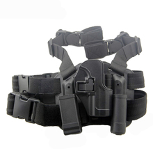 Military HK USP Compact Gun Leg Holster Tactical Airsoft Hunting Pistol Carry Case Accessories