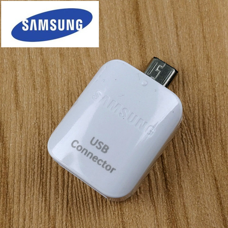 Original Samsung Galaxy OTG Usb Connector Adapter