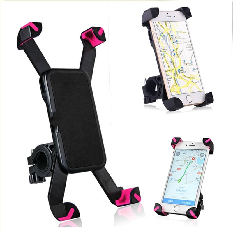 Soporte universal para teléfono móvil de bicicleta Motocicleta - Accesorios y repuestos para celulares - foto 1