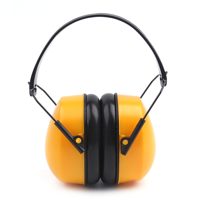 New Arrvial Foldable Anti-noise Earmuffs Ear Protector Ear Muff Hearing Protection for Outdoor Hunting Shooting Sleep Soundproof yellow anti noise wearable soundproof noise airport tactical outdoor hunting shooting hearing protection earmuffs