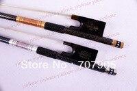 2x New Violin Bow High quality Carbon Fiber Bow