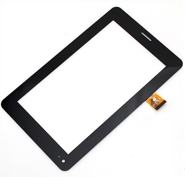 New Black Touch Screen 7 Megafon Login 2 MT3A Tablet PC Touch Panel Digitizer Glass Sensor Replacement TPC1219 Ver1.0 srjtek 7 inch for megafon login 3 mt4a login3 mflogin3t tablet pc touch screen capacitive panel digitizer glass sensor