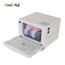 лучшая цена 8L Electric Hot Towel Warmer Disinfection Cabinet Towel Cabinet UV light Sterilizer Facial Salon Spa Towel Disinfection Machine