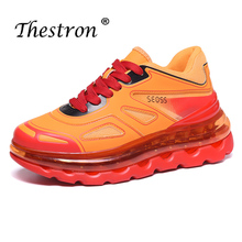 Men Shoes Sneakers Autumn Sport Running Trainers Air Cushioning Hard-Wearing Sports Athletic