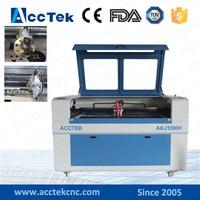 High Precise Metal Laser Cutting Machine Stainless Steel Tags Laser Engraving Machine
