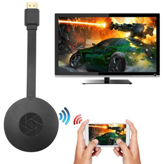 Mirascreen New Arrival TV Stick MiraScreen G2 Wireless HDMI Dongle 2.4G 1080P HD TV Dongle Plug Can Play Chrome Cast Google(China)