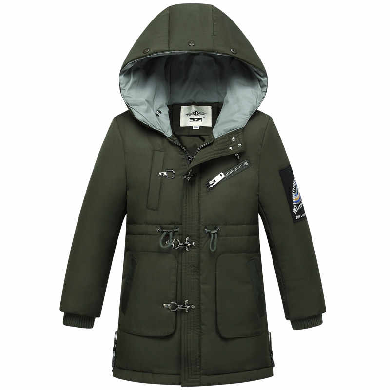 974903836 Detail Feedback Questions about Boys thicker coat coat winter 2018 ...
