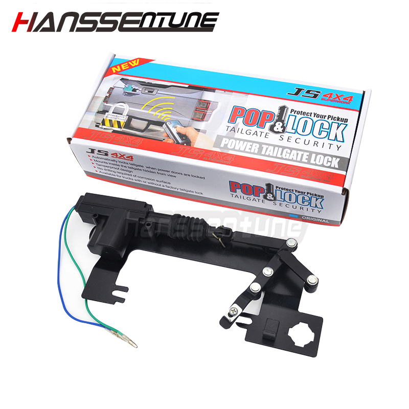 Car Accessories Pop & Lock Power Tailgate Security Lock System for Hilux Vigo 2005-2014 diff drop kit for hilux