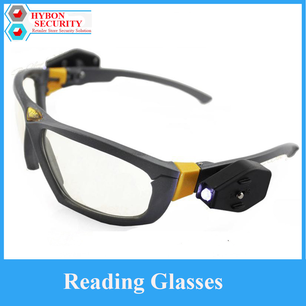 HYBON Reading Glasses New Arrival LED Eyeglass visao noturna for Industrial Work Safety Riding Night Vision Protective Goggles new polarized driving sunglasses glasses mirror night and day dimming night vision glasses