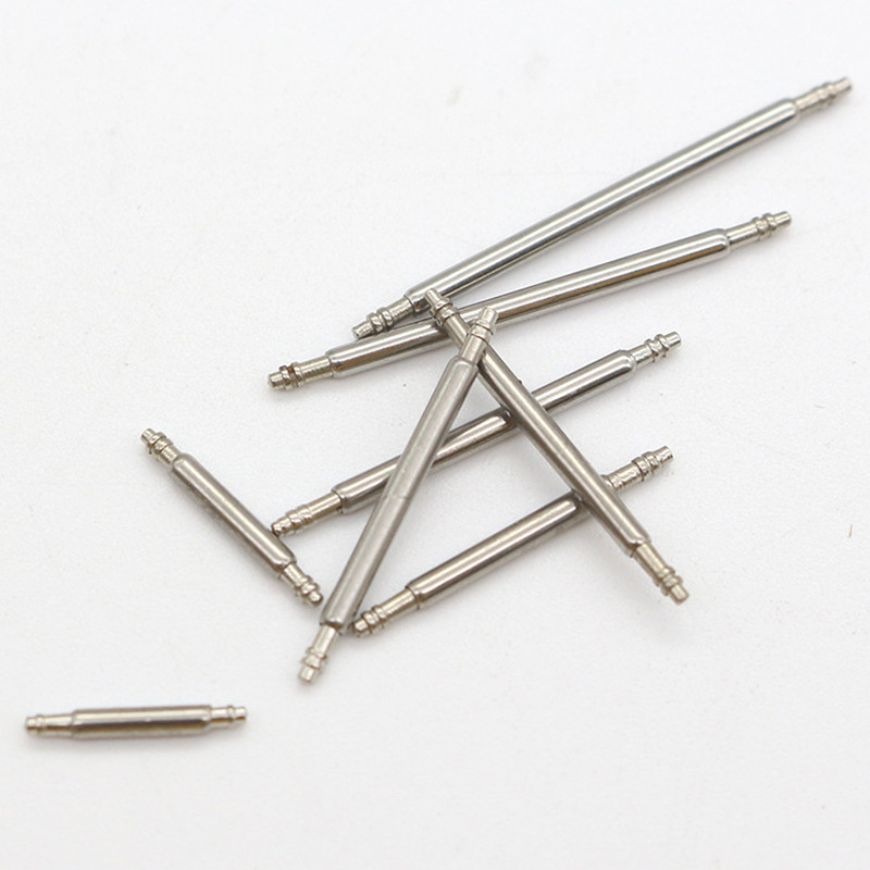 Watch accessories Earring watch with steel rod High quality semi-steel Table ear size 8-25mm Watches for Parts