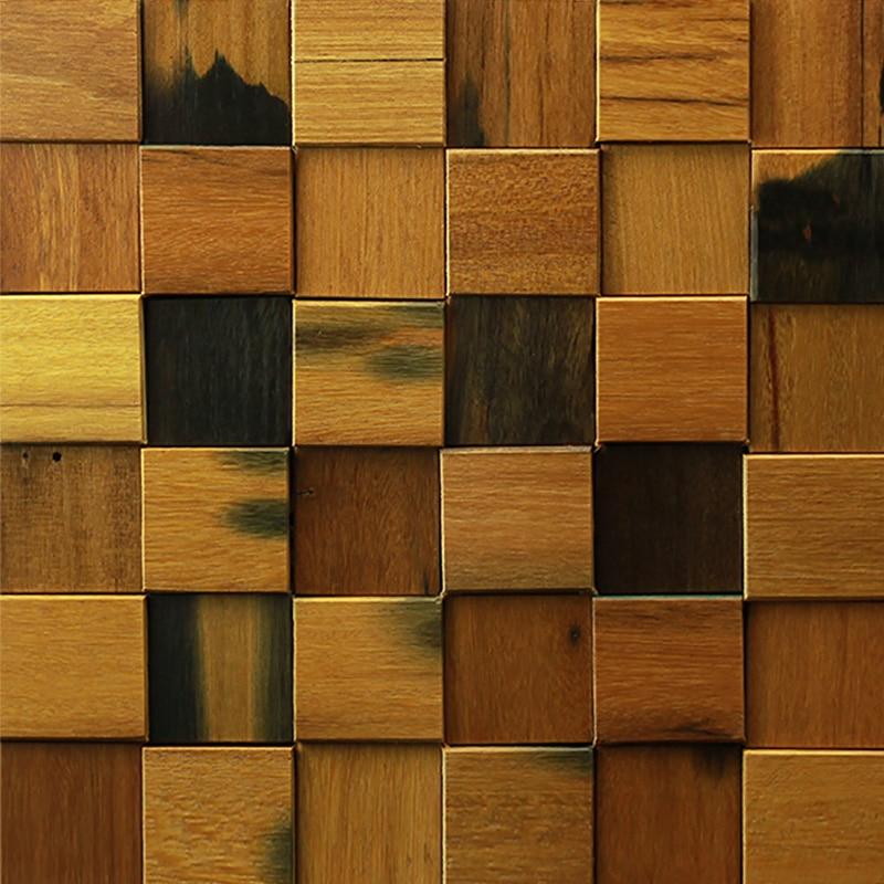 Wood Wall Tiles Ancient ship wood plate walls Natural wood