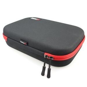 Image 3 - Emax RC Handtasche Lagerung Tasche Trage Box Fall Mit Schwamm Für RC Flugzeug 200 FPV Drone