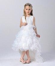 Vestido Cinderela Summer Dresses 2016 Brand Baby Wear Girls Princess Party Dress 3 4 5 6 7 8 9 Year Wear Children's Clothing