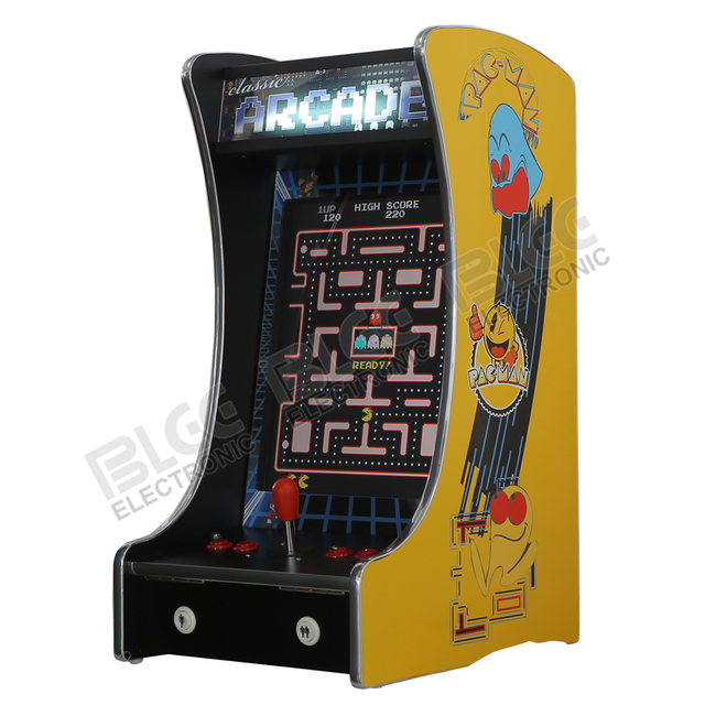Classic Games 60 In 1 Table Top Arcade