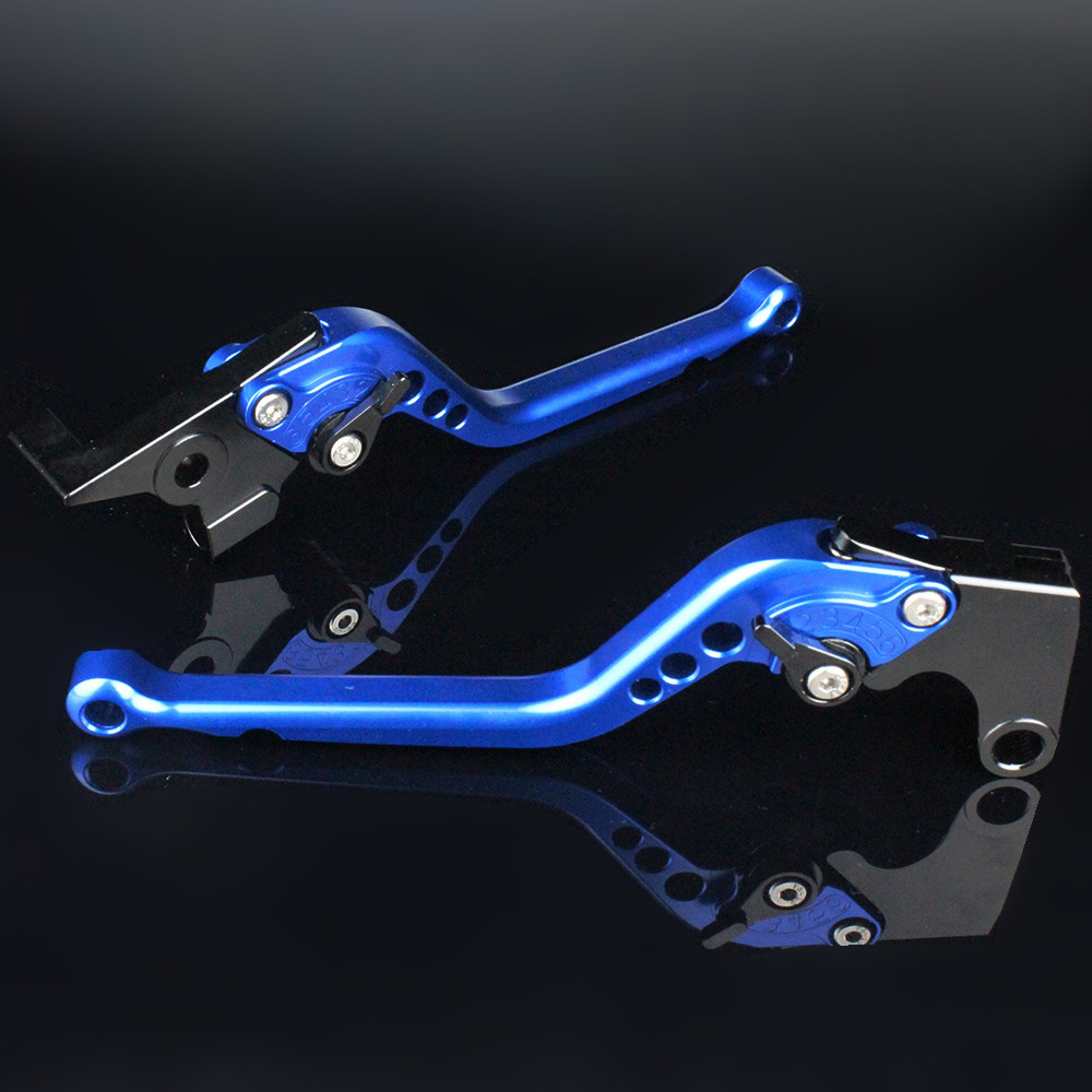 FX CNC Motorcycle Brake Clutch Lever Aluminum Adjustable For Yamaha FZS 600 FAZER FZS600 TDM 900 TDM900 2002 - 2003 Accessories cnc motorcycle front brake clutch lever adjustable lever
