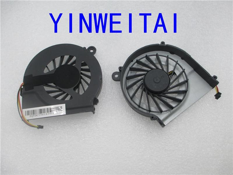 Kipo Cooling Fan For HP G4 G6 G7 CQ42 G42 CQ56 G56 Q62 646578-001 KSB06105HA FAR1200EPA DFS531105MC0T F9R5 FAB9