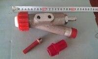 High quality Water sandblaster gun Wet abrasive blasting gun Polyurethane spray nozzle