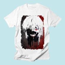 Tokyo Ghoul T-shirt Print