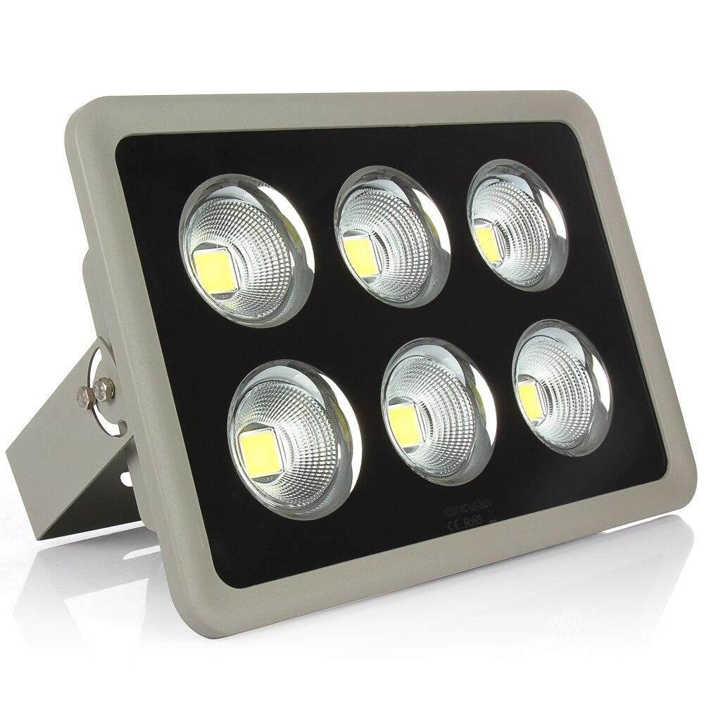 4pcs refletor led flood light 200w 300w 400w 500w 110v. Black Bedroom Furniture Sets. Home Design Ideas