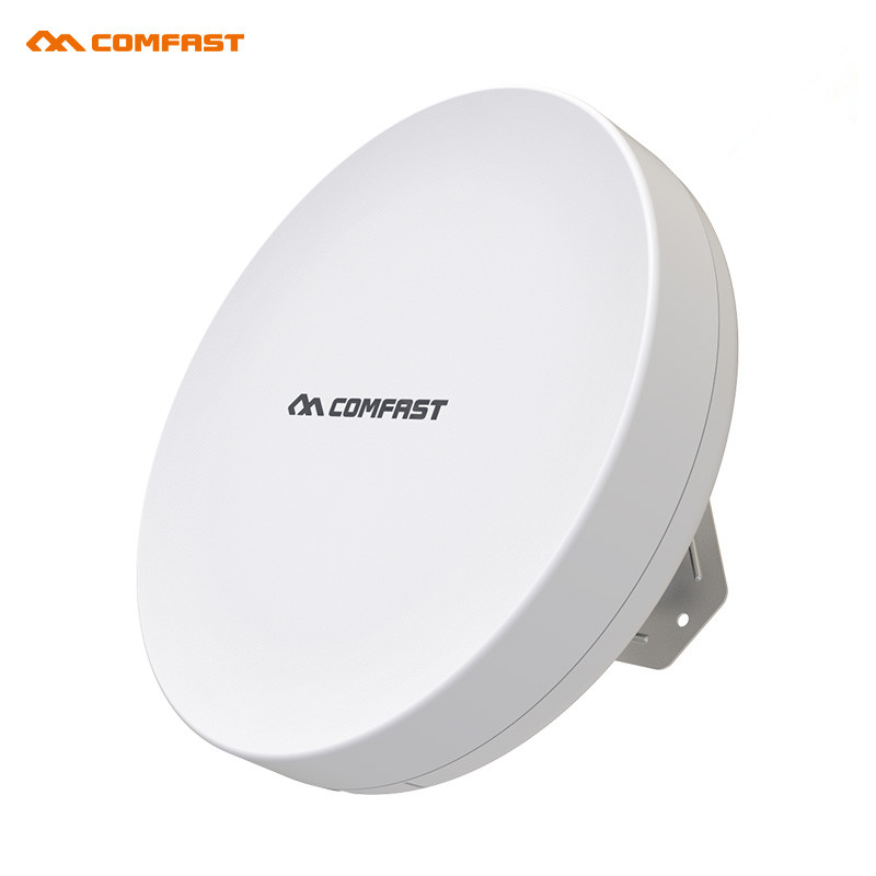 2pcs High power 500mw Outdoor wireless cpe bridge CF-E210N wifi access point AP router nanostation wifi repeater with 48V POE outdoor cpe 5 8g wifi router 200mw 1 3km 300mbps wireless access point cpe wifi router with 48v poe adapter wifi bridge cf e312a