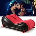 Inflatable Folding Sofa Bed Velvet Soft Living Room Furniture Love Sofas Chair For Couple Erotic Bed Lazy Muebles Futon Japones