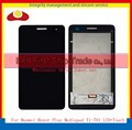 "20Pcs/lot DHL EMS 7.0"" For Huawei Honor Play Mediapad T1-701 T1-701U LCD Display Touch Screen Panel Digitizer Assembly Complete"