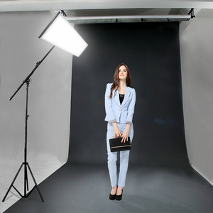 Image 2 - Travor FL 3090A Flexible led video light /Lighting Studio / 576 Bi Color LED video light 3200K 5500K 2.4G Photography lighting