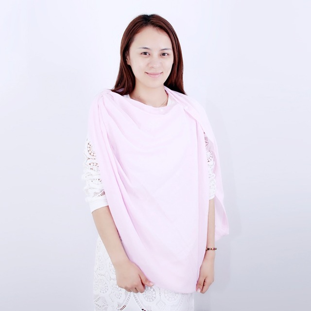 Spring and summer multifunctional nursing mother lactation towel scarf cloak out feeding overclothes Fashion Cloak Nursing Cover