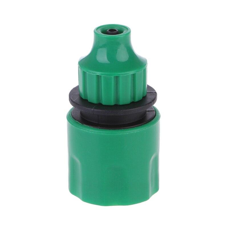 Conector g1/2 g3/4 do adaptador da torneira do encaixe da tubulação no jardim da mangueira da água de 4/7 garden
