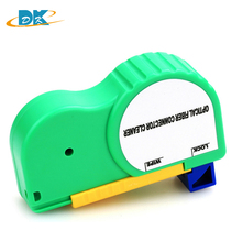 Fiber Optic Cleaner Box for SC,FC,MU,LC,ST,D4,DIN,MPO,MTP, Conector Cleaning Cassette, 500 times Cassette box