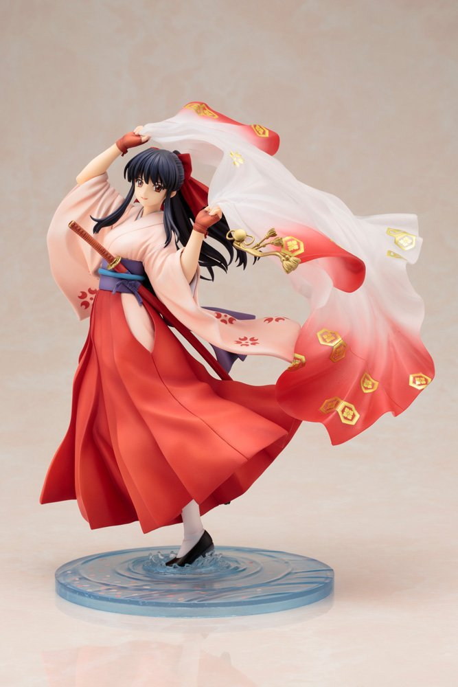 Hot 1pcs 25CM pvc Japanese sexy anime figure ARTFX J Sakura Taisen Shinguuji Sakura action figure collectible model toys hot 1pcs 28cm pvc japanese sexy anime figure dragon toy tag policwoman action figure collectible model toys brinquedos