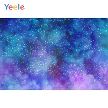 Yeele Wallpaper Backdrops Colorful Stars Sky Clouds Photography Personalized Photographic Backgrounds For Photo Studio