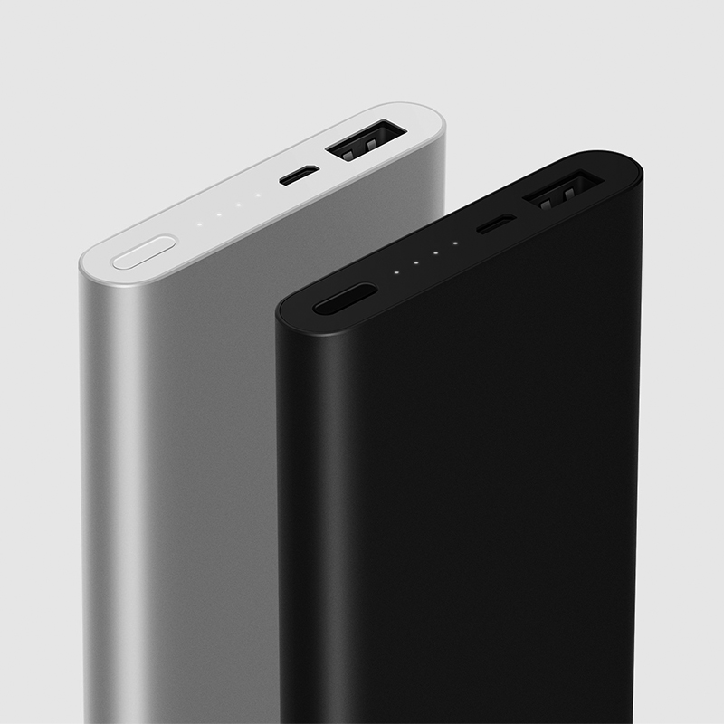 Dreami Original Xiaomi Mi Power Bank 2 10000mAh Portable External Battery Single USB Fast Recharge for Mobile Phone