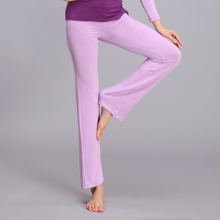 New 2014 Modal Yoga Pants Trousers Running Dance Gym
