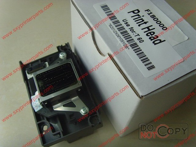 F180030/F180040/F180010/F180000 100% оригинал новый печатающая головка для Epson P50 (Stylus Photo)