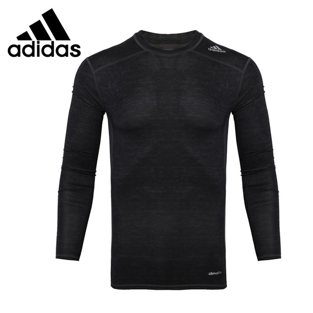 3573886689 US $50.5 |Original New Arrival Adidas TF BASE LS Men's T shirts shirt Long  sleeve Sportswear-in Running T-Shirts from Sports & Entertainment on ...