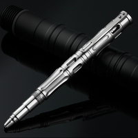 H1091 Top Quality TC4 Titanium Alloy Self Defense Personal Safety Tactical Pen Pencil With Writing Function